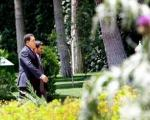 احمدینژاد : چاوز گفت نگران نباشید امام مهدی خواهد آمد