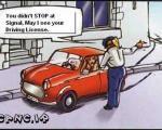 وقتی راننده و پلیس هر دو خانم باشند