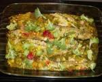 طبخ ماهی قزل آلای آب پز