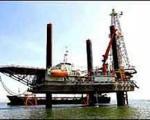 تولید نفت ایران از میدان مشترک هنگام آغاز شد