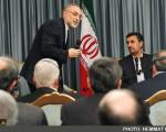 این حرکت احمدی نژاد یعنی چه؟!