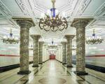 تصاویر: معماری زیبای مترو در مسکو