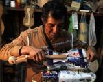 ساخت ویولون و گیتار از زباله و وسایل دور ریختنی