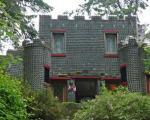 خانه ای با طراحی عجیب در کانادا (+تصاویر)