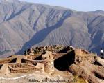سفر به الموت، قلعهای خفته میان صخرهها