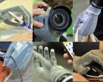 تصاویر دست بیونیکی که با تلفن هوشمند کنترل می شود