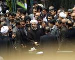حسن روحانی در میدان تحریر!