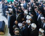تشییع پیکر مرحوم آیت الله ابوالقاسم خزعلی (تصاویر)