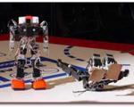 طراحی روشی برای كنترل اینترنتی روبات