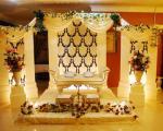 تزیین جایگاه عروس و داماد - سری ششم