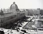 گذری در تهران قدیم