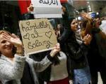استقبال مردم آلمان از پناهجویان خارجی (+عکس)