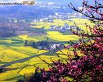 طبیعت بکر و معماری زیبای یکی از زیباترین استان های چین / تصاویر