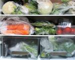جدول زمان نگهداری برخی مواد غذایی در یخچال و فریزر