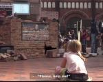دیوار دیجیتالی برای کمک به کودکان محروم