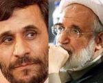 بمب 200 هزار تومانی احمدی نژاد به تقلید از 50 هزار تومان کروبی؟