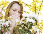 درمان آلرژی فصلی با رژیم غذایی