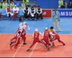 تیم کبدی بانوان ایران نایب قهرمان جهان شد