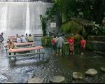 تصاویری از رستورانی فوق العاده جالب روی آبشار!!