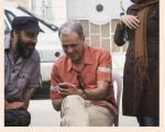 تبلیغ رضا عطاران برای فیلمی که تبلیغ آن ممنوع است