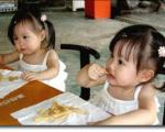 20 نکته برای کودکانی که کم غذا می خورند