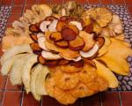 میوه های خشک جایگزین چیپس و پفک