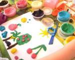 آموزش ساخت خمیر بازی برای کوچولوها