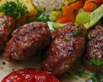 طرز تهیه گشنیز کباب ، غذای آذربایجانی