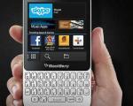 گوشی BlackBerry Q5با صفحهکلید کامل سختافزاری عرضه شد