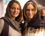 مهناز افشار، طناز طباطبایی و سحر دولت شاهی در یک گالری +عکس
