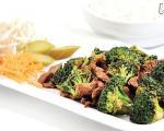 بیف بروکلی، غذای گیاهی گوشتی