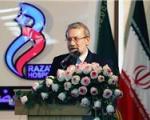 لاریجانی: غنیسازی در ایران نیازمند آمریکا و انشای حکم نیست