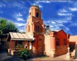 کوچکترین کلیسای ارتودکس ایران+عکس