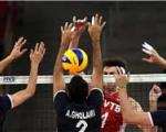 روسیه 3 - ایران صفر؛ طلسم شکسته نشد/ بلندقامتان ایران ششم شدند