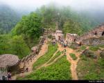 عکس: طبیعت قلعه رودخان در گیلان