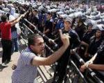 ارتش مصر بیانیه داد: خواسته های مردم قانونی است، شلیک نمی کنیم