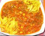 طرز تهیه خورش سبزیجات