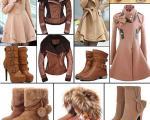 ست های لباس زمستانی زنانه 2015
