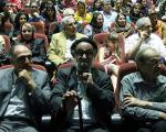 (تصاویر) تجلیل از 3 استاد پیشکسوت موسیقی