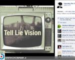 دروغگویی تلویزیون غربی + عكس