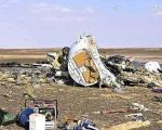 مسئول روسی: هواپیما پیش از سقوط در آسمان به دو نیم تقسیم شده است