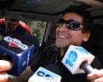 مارادونا: مربی گری در انگلیس را دوست دارم