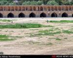 انتقاد از عدم برنامه ریزی مناسب در بخش آب/ زاینده رود تا ۸ ماه دیگر خشک میشود (+عکس)