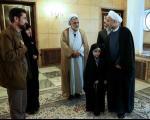 خودروی اهدایی روحانی به دخترک حافظ قرآن + تصاویر