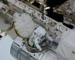 فرار فضانوردان از ایستگاه فضایی بینالمللی + تصاویر
