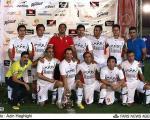 تصاویر: مسابقه جام فوتبال ستاره ها