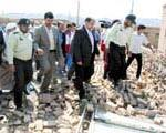 زلزله استان سمنان ۱۵ روستا را ویران كرد