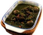 قورمه سبزی با سبزی خشک