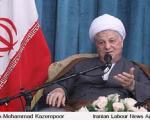 هاشمی رفسنجانی:  عرصه سیاست و اقتصاد بهدست کوتهنظران و بیتجربهها افتاده است