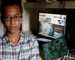 نوجوان مخترع، به کاخ سفید دعوت شد